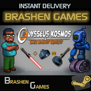 ⚡️ Odysseus Kosmos and his Robot Quest [INSTANT DELIVERY]