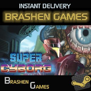 ⚡️ Super Cyborg [INSTANT DELIVERY]