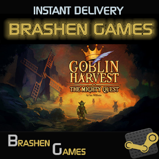 ⚡️ Goblin Harvest - The Mighty Quest [INSTANT DELIVERY]