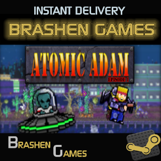 ⚡️ Atomic Adam: Episode 1 [INSTANT DELIVERY]