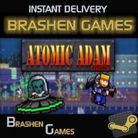 ⚡️ Atomic Adam: Episode 1 [INSTANT DELIVERY]