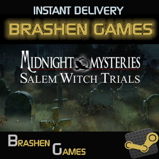⚡️ Midnight Mysteries 2: Salem Witch Trials [INSTANT DELIVERY]