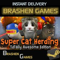 ⚡️ Super Cat Herding: Totally Awesome Edition [INSTANT DELIVERY]