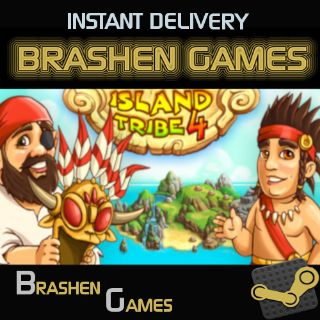 ⚡️ Island Tribe 4 [INSTANT DELIVERY]