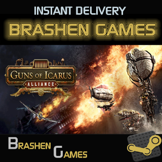 ⚡️ Guns of Icarus Alliance [INSTANT DELIVERY]