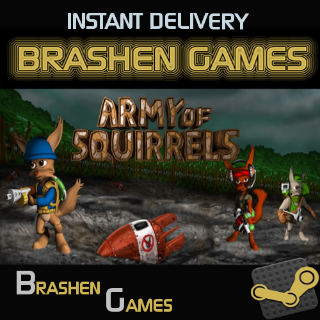 ⚡️ Army of Squirrels [INSTANT DELIVERY]