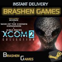 ⚡️ XCom 2 Collection - XCom 2 + War of the Chosen + 4 DLC [EU KEY] [INSTANT DELIVERY]