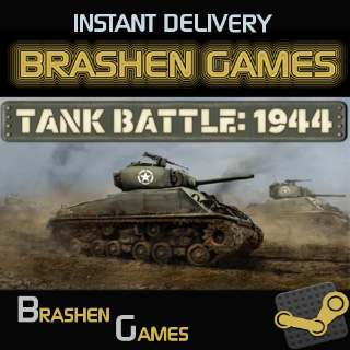 ⚡️ Tank Battle: 1944 [INSTANT DELIVERY]