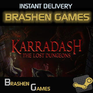 ⚡️ Karradash - The Lost Dungeons [INSTANT DELIVERY]