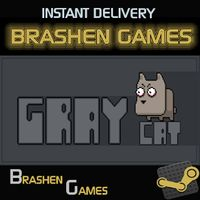 ⚡️ Gray Cat [INSTANT DELIVERY]