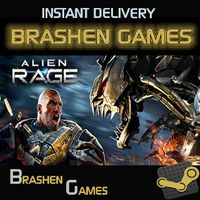 ⚡️ Alien Rage - Unlimited [INSTANT DELIVERY]