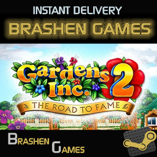 ⚡️ Gardens Inc. 2: The Road to Fame [INSTANT DELIVERY]