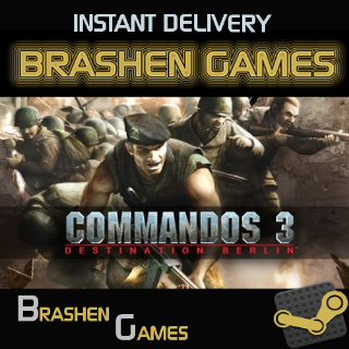 ⚡️ Commandos 3: Destination Berlin [INSTANT DELIVERY]