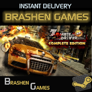⚡️ Zombie Driver HD Complete Edition [INSTANT DELIVERY]