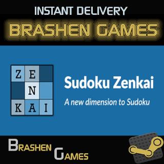 ⚡️Sudoku Zenkai [INSTANT DELIVERY]
