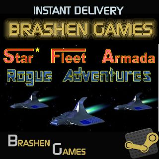 ⚡️ Star Fleet Armada: Rogue Adventures [INSTANT DELIVERY]