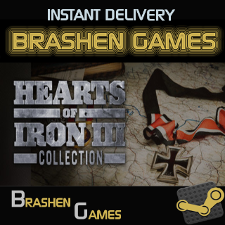⚡️ Hearts of Iron III 3 Collection [INSTANT DELIVERY] GAME + ALL AVAILABLE DLC