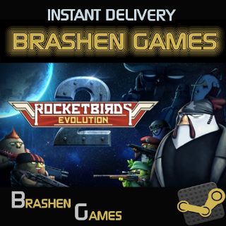 ⚡️ Rocketbirds 2 Evolution [INSTANT DELIVERY]