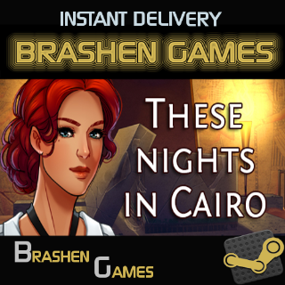 ⚡️ These nights in Cairo  [INSTANT DELIVERY]
