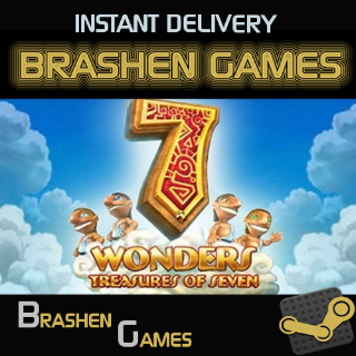 ⚡️ 7 Wonders: Treasures of Seven [INSTANT DELIVERY]