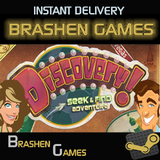 ⚡️ Discovery! A Seek and Find Adventure [INSTANT DELIVERY]