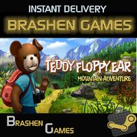 ⚡️ Teddy Floppy Ear - Mountain Adventure [INSTANT DELIVERY]