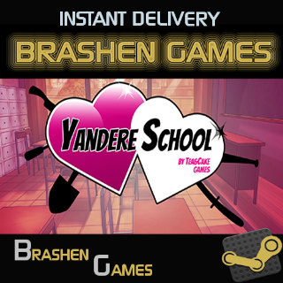 ⚡️ Yandere School [INSTANT DELIVERY]