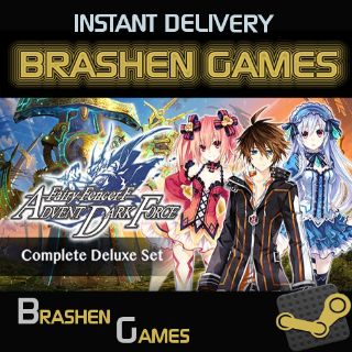 ⚡️ Fairy Fencer F: Advent Dark Force Complete Deluxe Set [INSTANT DELIVERY]