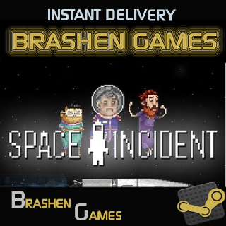 ⚡️ Space Incident [INSTANT DELIVERY]