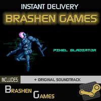 ⚡️ Pixel Gladiator + OST [INSTANT DELIVERY]