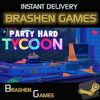⚡️ Party Hard Tycoon [INSTANT DELIVERY]