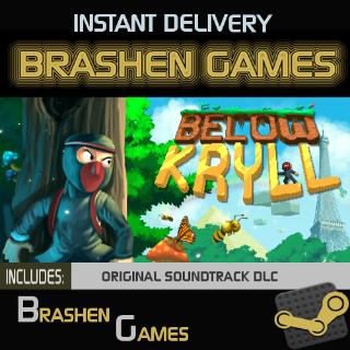 ⚡️ Below Kryll + Original Soundtrack [INSTANT DELIVERY]
