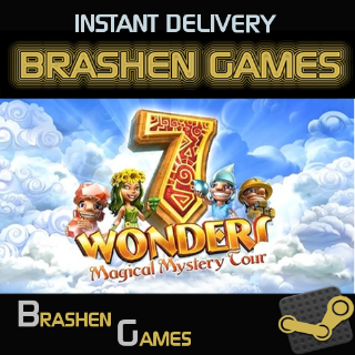⚡️ 7 Wonders: Magical Mystery Tour [INSTANT DELIVERY]