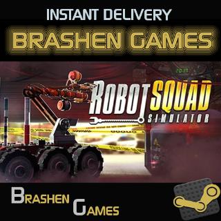 ⚡️ Robot Squad Simulator 2017 [INSTANT DELIVERY]