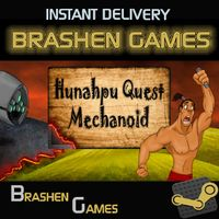 ⚡️ Hunahpu Quest. Mechanoid [INSTANT DELIVERY]