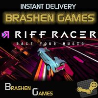 ⚡️ Riff Racer - Race Your Music! [INSTANT DELIVERY]