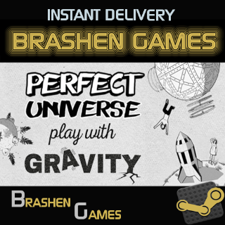 ⚡️ Perfect Universe - Play with Gravity [INSTANT DELIVERY]