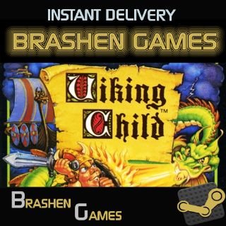 ⚡️ Prophecy I - The Viking Child [INSTANT DELIVERY]