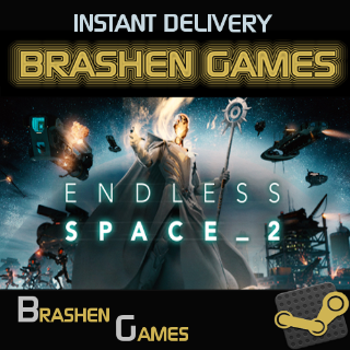 ⚡️ Endless Space 2 [INSTANT DELIVERY]