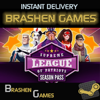 ⚡️ Supreme League of Patriots Season Pass [INSTANT DELIVERY]