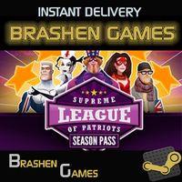 ⚡️ Supreme League of Patriots Season Pass [INSTANT DELIVERY]