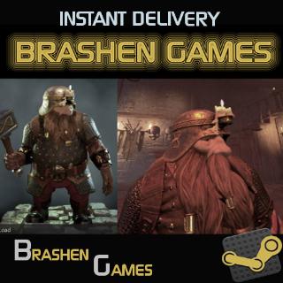 ⚡️ Warhammer: Vermintide Dwarf Helmet DLC [INSTANT DELIVERY]