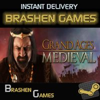 ⚡️ Grand Ages: Medieval [INSTANT DELIVERY]