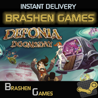 ⚡️ Deponia Doomsday [INSTANT DELIVERY]