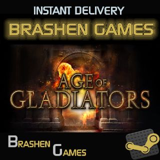 ⚡️ Age of Gladiators [INSTANT DELIVERY]