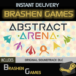 ⚡️ Abstract Arena + OST [INSTANT DELIVERY] BASE GAME + OST DLC