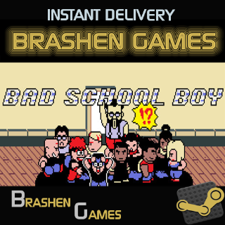 ⚡️ Bad School Boy [INSTANT DELIVERY]