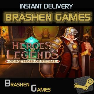 ⚡️ Heroes & Legends: Conquerors of Kolhar [INSTANT DELIVERY]