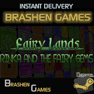 ⚡️ Fairy Lands: Rinka and the Fairy Gems [INSTANT DELIVERY]