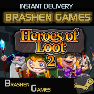 ⚡️ Heroes of Loot 2 [INSTANT DELIVERY]